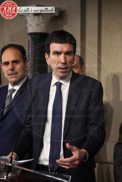 Maurizio Martina - Roma - 12-04-2018 - Consultazioni, continua il braccio di ferro Di Maio-Salvini