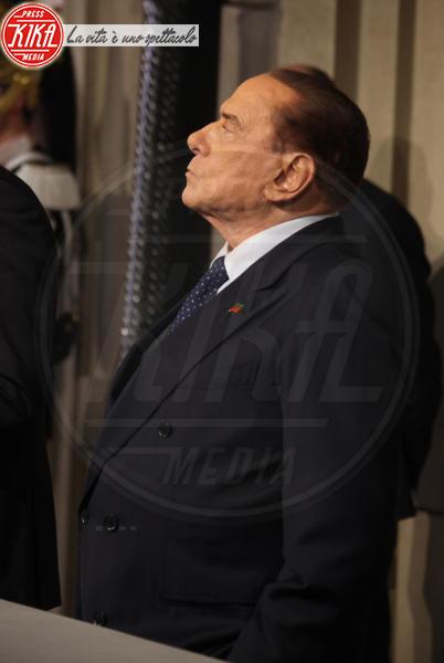 Silvio Berlusconi - Roma - 12-04-2018 - Consultazioni, continua il braccio di ferro Di Maio-Salvini