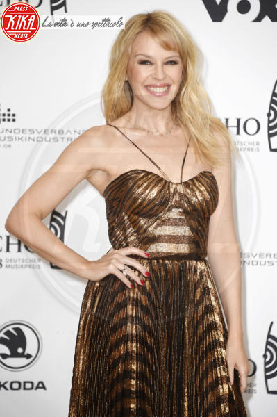 Kylie Minogue - Berlino - 12-04-2018 - Kylie Minogue: