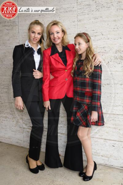 Maria Carolina di Borbone, Camilla di Borbone - Roma - 14-04-2018 - Le principesse di Borbone danno lezioni di stile a Roma