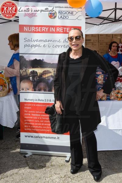 Barbara De Rossi - Roma - 14-04-2018 - Salvamamme compie vent'anni e la festa diventa principesca