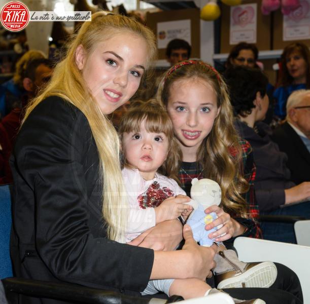 Maria Chiara di Borbone, Maria Carolina di Borbone - Roma - 14-04-2018 - Salvamamme compie vent'anni e la festa diventa principesca