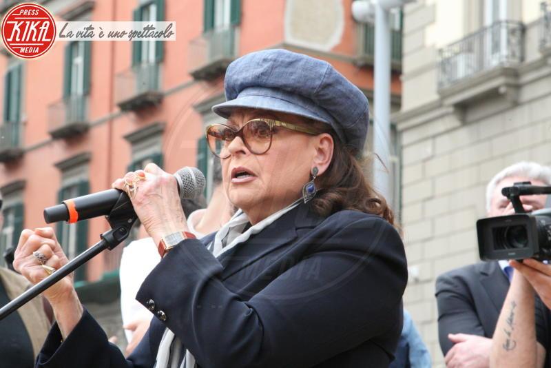 Angela Luce - Napoli - 14-04-2018 - Napoli in piazza dice