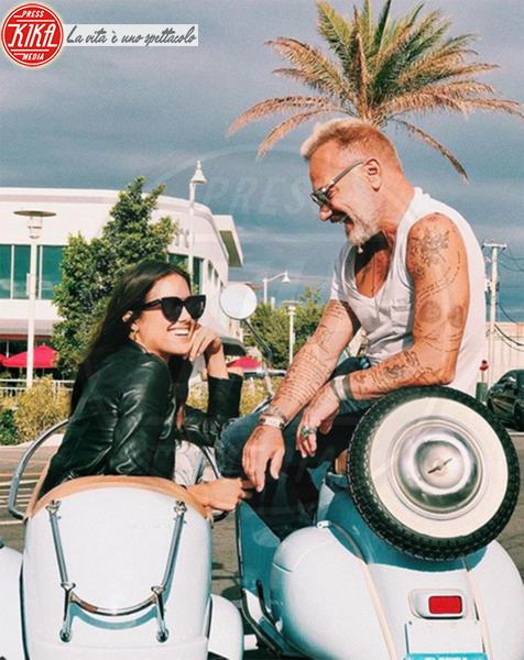 Sharon Fonseca, Gianluca Vacchi - Miami - 15-04-2018 - Gianluca Vacchi, la nuova fidanzata è una bomba venezuelana