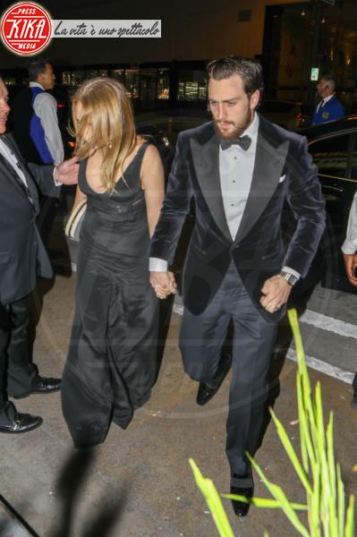 Jennifer Meyer - Los Angeles - 15-04-2018 - Gwyneth Paltrow e Brad Falchuk sono marito e moglie. O no?