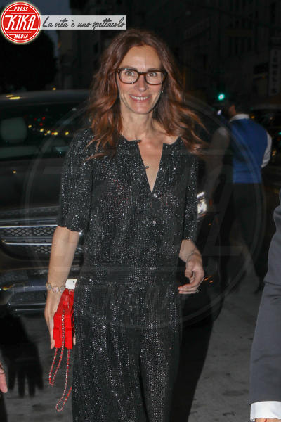 Julia Roberts - Los Angeles - 15-04-2018 - Gwyneth Paltrow e Brad Falchuk sono marito e moglie. O no?