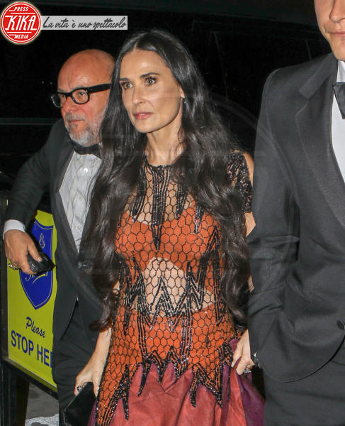 Demi Moore - Los Angeles - 15-04-2018 - Gwyneth Paltrow e Brad Falchuk sono marito e moglie. O no?
