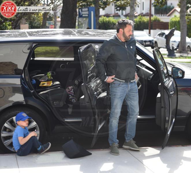 Samuel Affleck, Ben Affleck - Palisades - 15-04-2018 - Ben Affleck, spunta un nuovo maxi tatuaggio... sul posteriore!