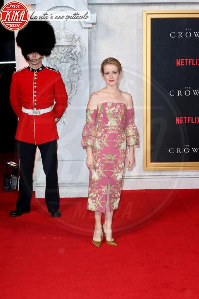 Claire Foy - Londra - 01-11-2016 - Auguri Claire Foy, le curiosità che forse non conoscevate