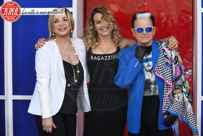 Simona Izzo, Barbara D'Urso, Cristiano Malgioglio - Roma - 16-04-2018 - Grande Fratello, si riparte: la squadra e i concorrenti
