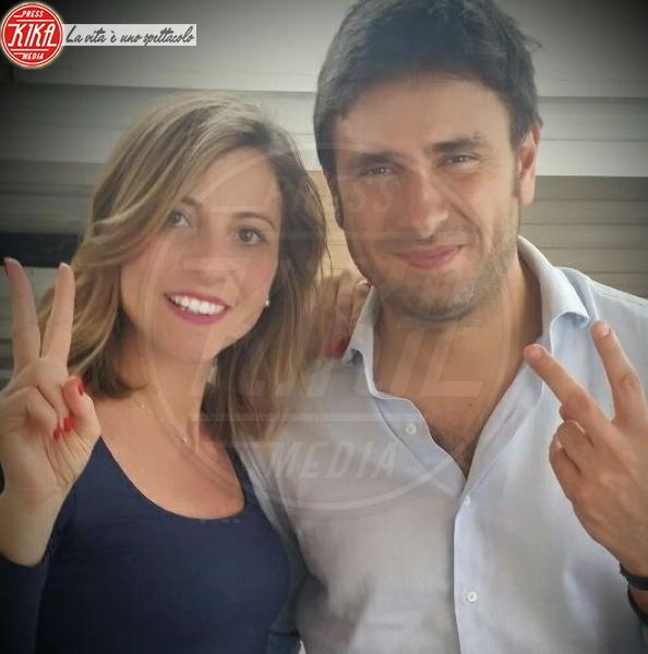 Giovanna Melodia, Alessandro Di Battista - Roma - 16-04-2018 - Luigi Di Maio, il governo può attendere. Ecco la nuova fidanzata