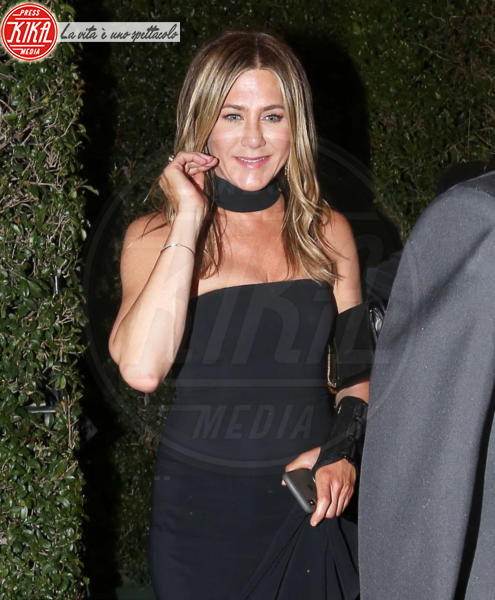 Jennifer Aniston - Los Angeles - 15-04-2018 - Gwyneth Paltrow e Brad Falchuk sono marito e moglie. O no?
