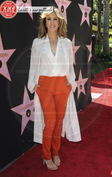 Felicity Huffman - Los Angeles - 17-04-2018 - Eva Longoria, una stella col maxi-pancione sulla Walk of Fame