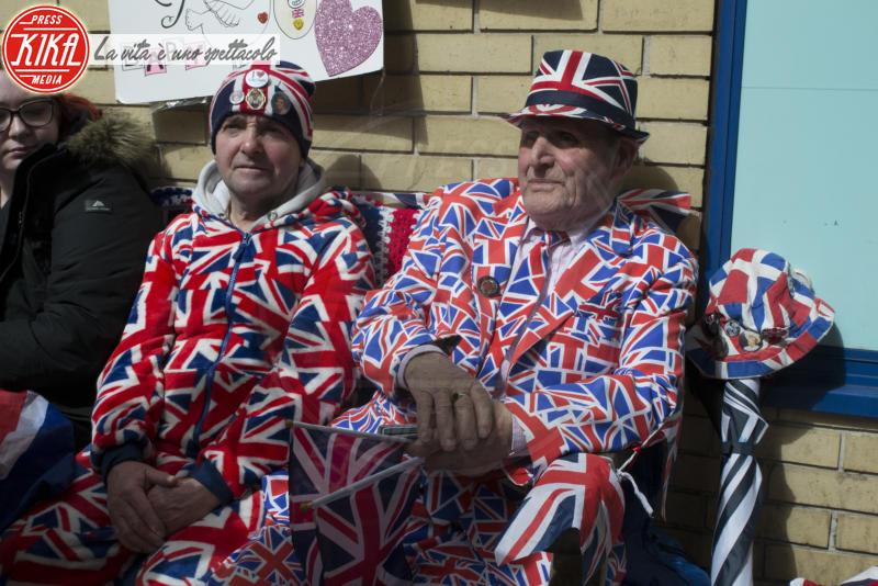 Terry Hutt - Londra - 17-04-2018 - Terry e John, i fan più famosi del Regno: