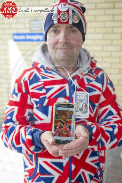 John Loughrey - Londra - 17-04-2018 - Terry e John, i fan più famosi del Regno: