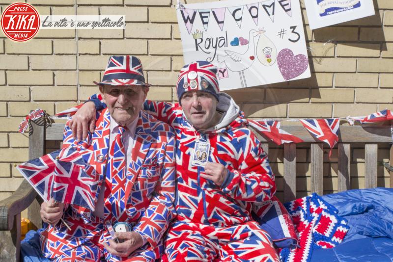 John Loughrey, Terry Hutt - Londra - 17-04-2018 - Terry e John, i fan più famosi del Regno: