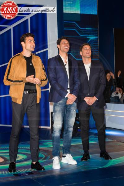 Filippo, Simone, Valerio - Roma - 18-04-2018 - GF Nip, al via il Grande Fratello con la prima eliminazione