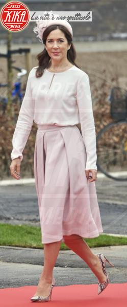 Principessa Mary di Danimarca - Copenhagen - 17-04-2018 - Kate Middleton e Mary di Danimarca, lo stile è lo stesso