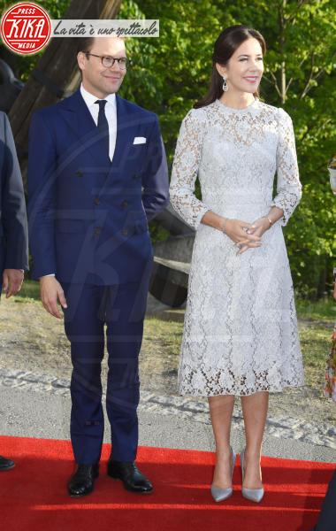 Principessa Mary di Danimarca, Daniel Westling - Stoccolma - 29-05-2017 - Kate Middleton e Mary di Danimarca, lo stile è lo stesso