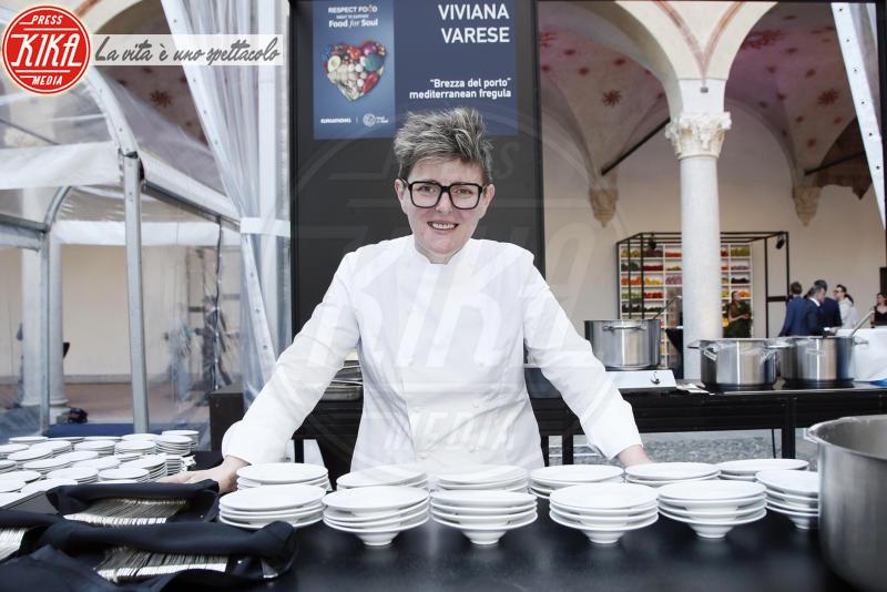 Viviana Varese - Milano - 18-04-2018 - Bottura, Cracco & Co: una cena da 13 stelle Michelin