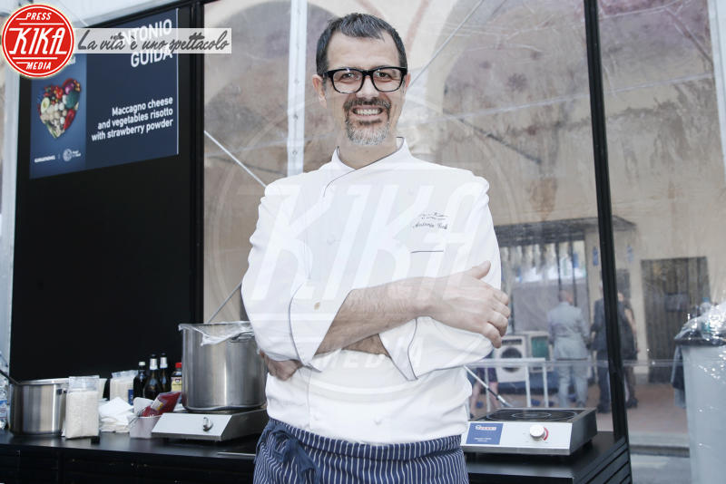 Antonio Guida - Milano - 18-04-2018 - Bottura, Cracco & Co: una cena da 13 stelle Michelin