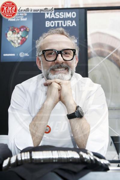 Massimo Bottura - Milano - 18-04-2018 - Bottura, Cracco & Co: una cena da 13 stelle Michelin