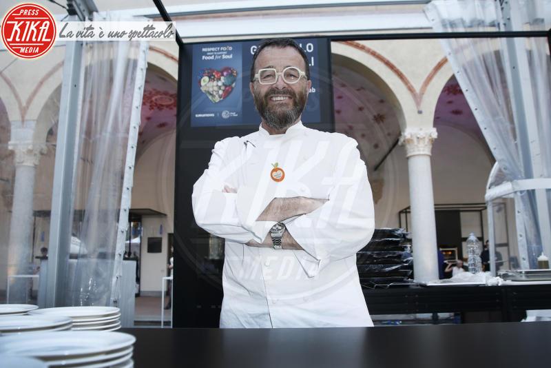 Giancarlo Morelli - Milano - 18-04-2018 - Bottura, Cracco & Co: una cena da 13 stelle Michelin