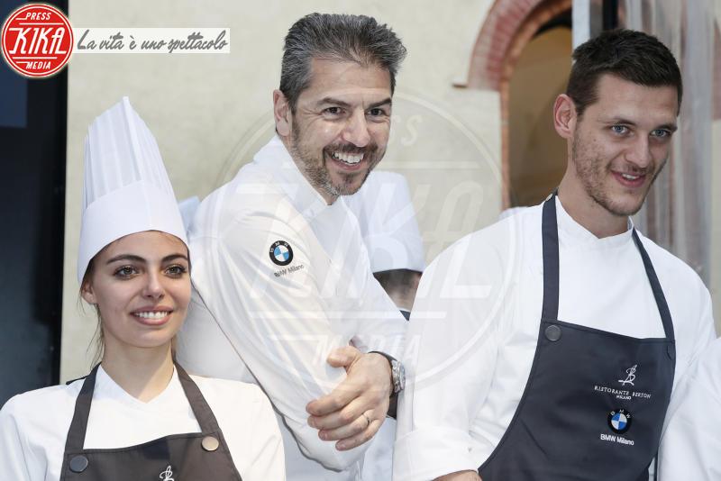 Andrea Berton - Milano - 18-04-2018 - Bottura, Cracco & Co: una cena da 13 stelle Michelin