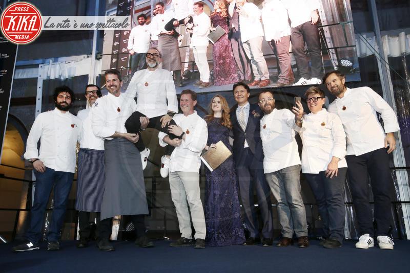 Respect Food Night - Milano - 18-04-2018 - Bottura, Cracco & Co: una cena da 13 stelle Michelin