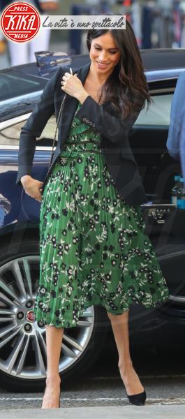 Meghan Markle - Londra - 21-04-2018 - Chi lo indossa meglio? Meghan Markle e Vaani Kapoor
