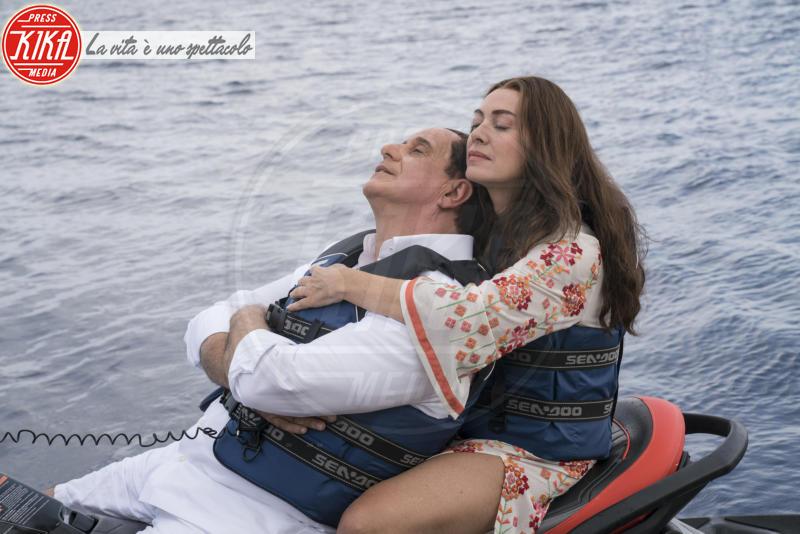 Loro, Toni Servillo, Elena Sofia Ricci - 19-09-2017 - Loro: Toni Servillo sul set nei panni di Silvio Berlusconi