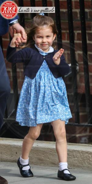 Principessa Charlotte Elizabeth Diana - Londra - 23-04-2018 - Kate Middleton, la sua prima school run per la piccola Charlotte