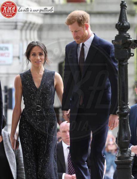 Meghan Markle, Principe Harry - Londra - 23-04-2018 - Meghan Markle: a portarla all'altare sarà il padre