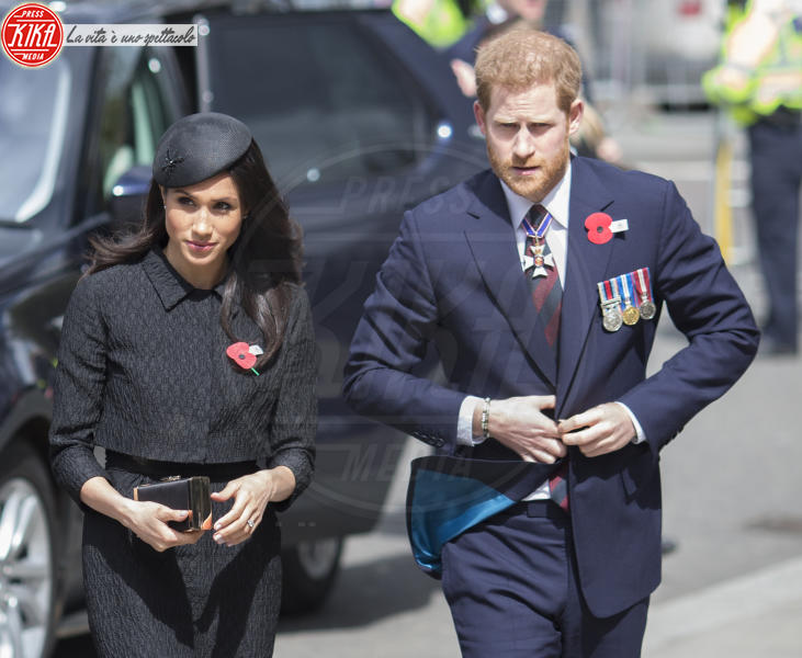Meghan Markle, Principe Harry - 25-04-2018 - Meghan Markle: a portarla all'altare sarà il padre