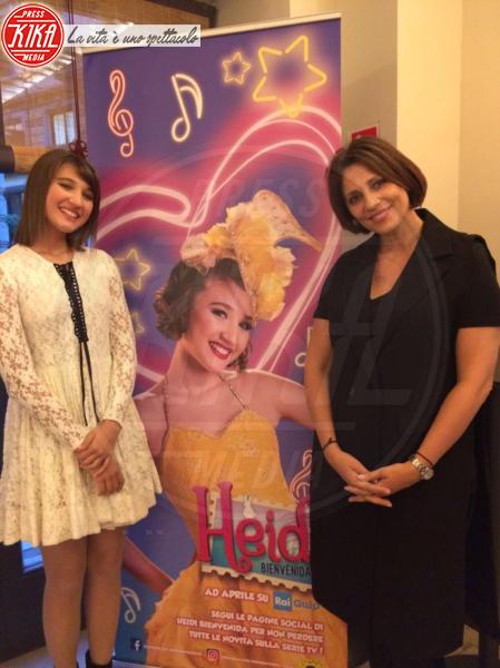 Marcella Citterio, Chiara Francia, Heidi Bienvenida - 27-04-2018 - Arriva su RaiGulp la prima stagione di Heidi Bienvenida