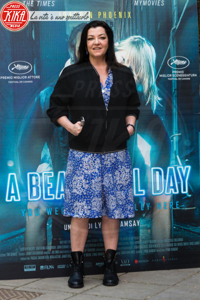 Lynne Ramsay - Roma - 27-04-2018 - Joaquin Phoenix a Roma per presentare A Beautiful Day