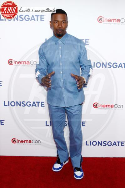 Jamie Foxx - Las Vegas - 26-04-2018 - Blake Lively: pantaloni? No grazie, sotto la giacca... niente!