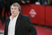Gerard Depardieu - Roma - 21-10-2007 - Gli animalisti boicottano Depardieu
