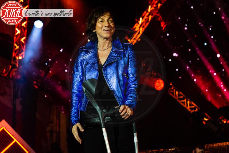 Gianna Nannini - Roma - 01-05-2018 - Concerto del 1° maggio: trono da imperatrice per Gianna Nannini