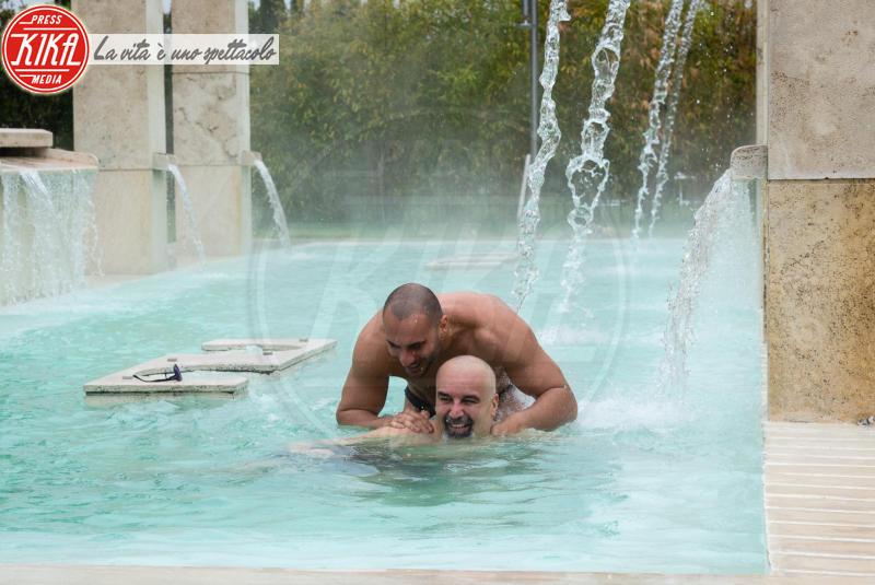Pietro Ginex, Giovanni Ciacci - Viterbo - 01-05-2018 - Giovanni Ciacci: addio principe etiope, ora c'è Pietro!