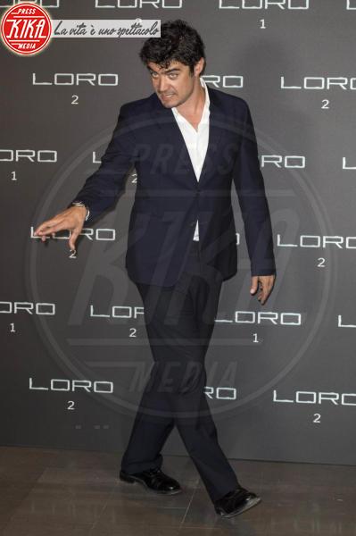 Riccardo Scamarcio - Rom - 02-05-2018 - Loro 2: Paolo Sorrentino porta al cinema la storia di Berlusconi