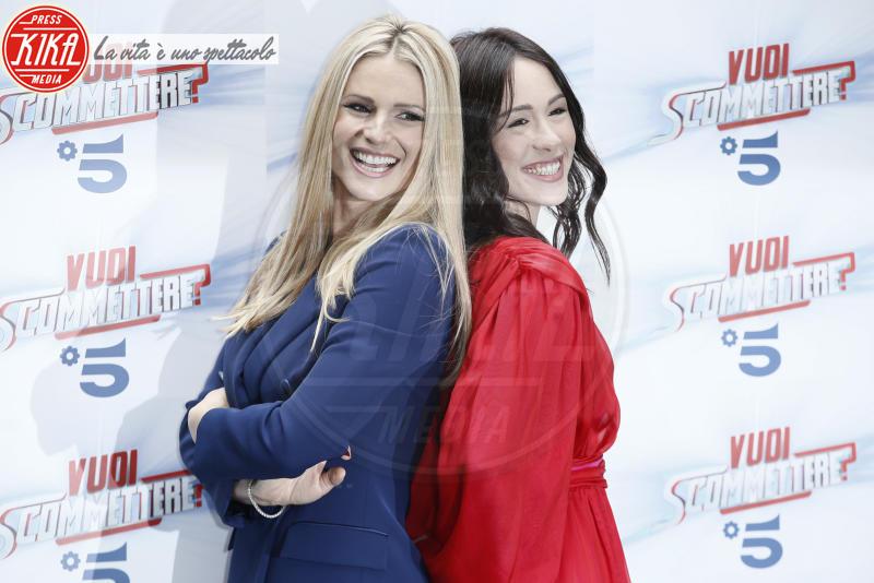 Aurora Ramazzotti, Michelle Hunziker - Milano - 03-05-2018 - Vuoi scommettere? Al via il varietà di Michelle e Aurora