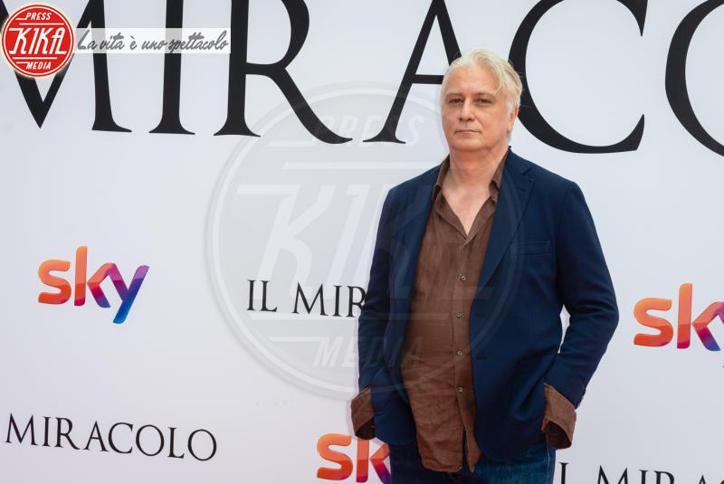 Tommaso Ragno - Roma - 03-05-2018 - Guido Caprino premier ne Il Miracolo di Niccolò Ammaniti