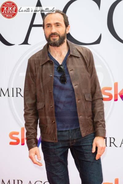 Sergio Albelli - Roma - 03-05-2018 - Guido Caprino premier ne Il Miracolo di Niccolò Ammaniti