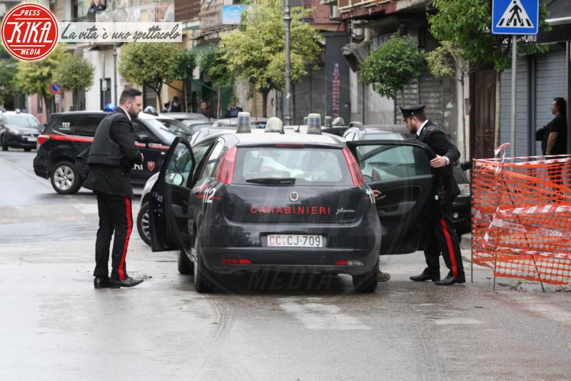 Blitz Pasquale De Falco, Carabinieri - Napoli - 03-05-2018 - Catturato dai carabinieri del Gis Pasquale De Falco: il blitz