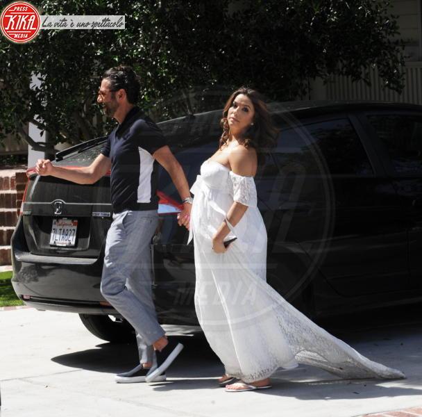 José Antonio Baston, Eva Longoria - Hollywood - 05-05-2018 - Eva Longoria è mamma! La prima foto col suo Santiago