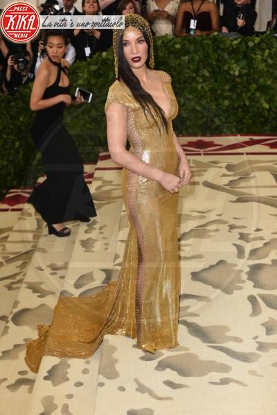 Olivia Munn - Manhattan - 08-05-2018 - Met Gala 2018: Chi lo indossa meglio? Kim Kardashian/Olivia Munn