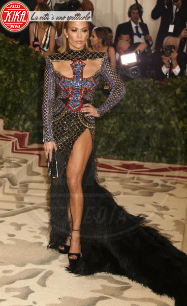 Jennifer Lopez - New York - 07-05-2018 - Da Evangeline a Irina, sul red carpet lo spacco... spacca!