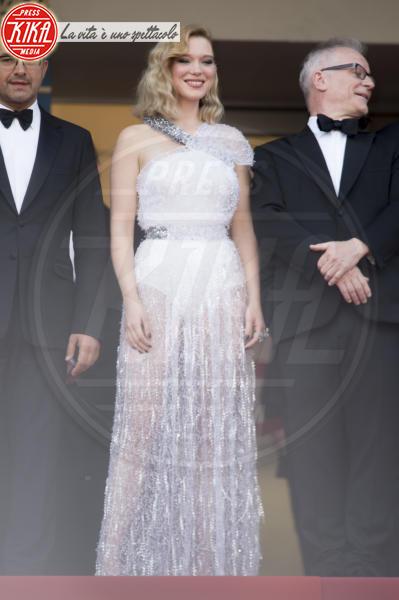 Lea Seydoux - Cannes - 08-05-2018 - Cannes 2018, il festival delle trasparenze proibite