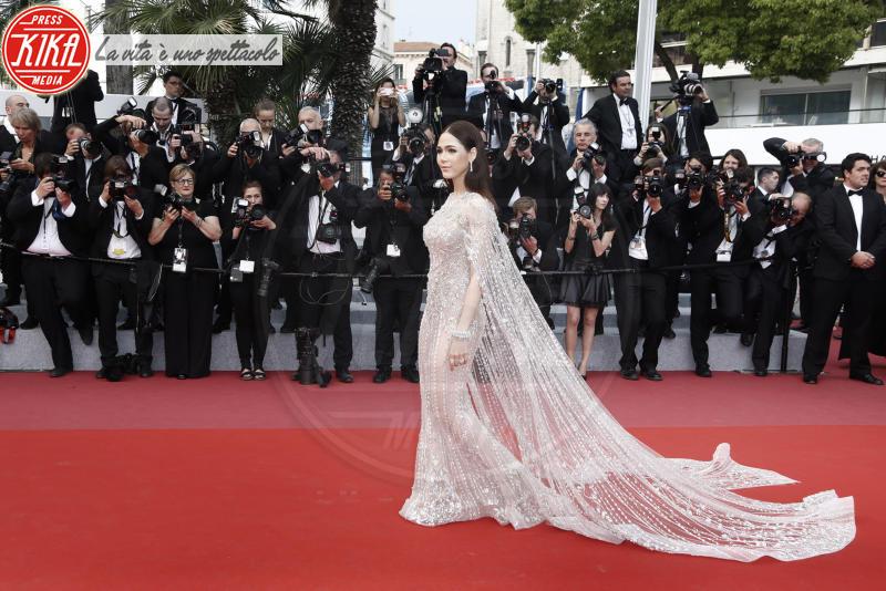 Araya Hargate - Cannes - 10-05-2018 - Cannes 2018, Amber Heard illumina la premiere di Sorry Angel